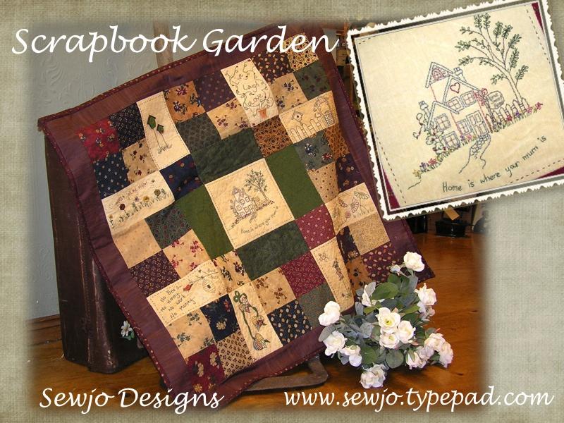 Scrapbook Garden